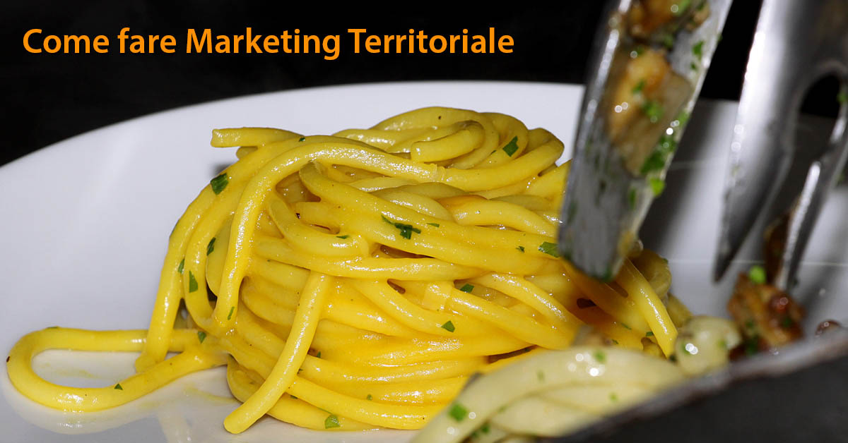 Marketing territoriale per il turismo.
