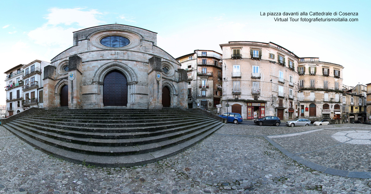 Virtual Tour Cattedrale di Cosenza